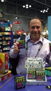 Meet the Inventor: Jack Degnan. Gamewright's new game Fitz-It.