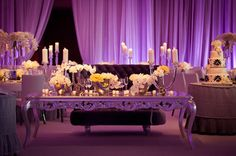 The sweetheart table.
