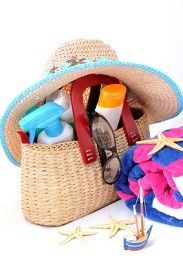Here are some essentials to pack when heading to the water park during summer vacation.