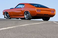 1969 Ford Mustang Project Nasty – Supercharged 525 HP