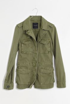 Madewell Outbound jacket.