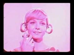 Adorn Hair Spray 1960's TV Commercial