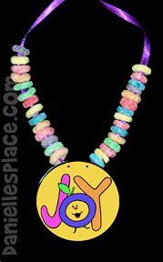 Fruit of the Spirit Fruit Loop Necklace www.daniellesplace.com