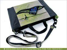 Unisex Urban Shoulder Bag