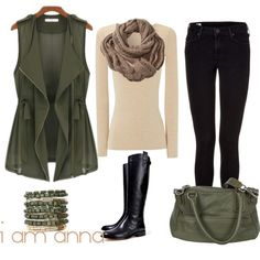 Olive Accents :)