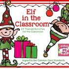 I am obsessed with Elf on the Shelf!  This is a Christmas pack to help you tie the Elf on the Shelf into your classroom!  I use the Elf on the Shel...
