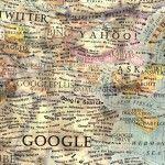 No sabemos si este mapa de Internet es preciso, pero sin duda es uno de los más ingeniosos (IMAGEN)