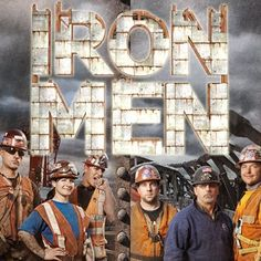 Iron Men on The Weather Channel http://www.facebook.com/TWCIronMen