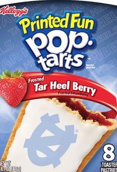 UNC Pop tarts!!!