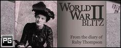 World War II London Blitz Diary - Season 1, Episode 1