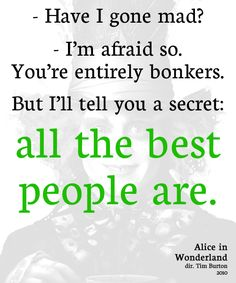 all the best people are :)
