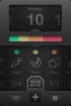 cool user interface
