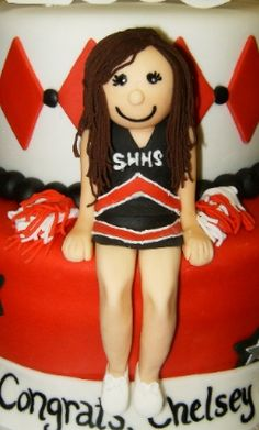 cheerleader close-up by tishperez, via Flickr 4