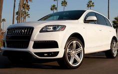 2012 Audi SUV...please daddy :)