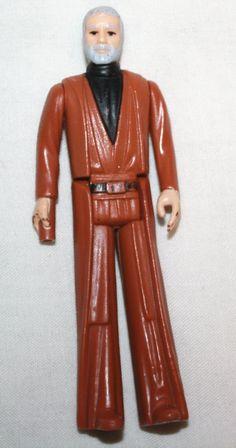 Star Wars Vintage Action Figure Toy 1977 STARWARS via Etsy.