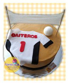 Voleibol cake