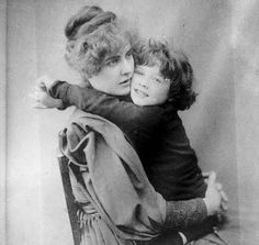 Constance Lloyd Wilde, while most famous for being the wife of Oscar Wilde, was truly a force of her own.  She was a theater critic, journalist, and activist for women's suffrage and dress reform.