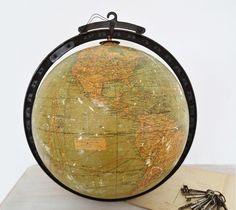 Hanging globe