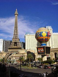 Mini Paris in Las Vegas