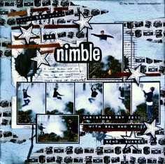 """Nimble"" by Peg Hewi"