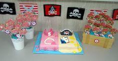 Fiesta princesas y piratas