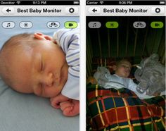Best Baby Monitor | 8 Must-Have Apps For New Parents