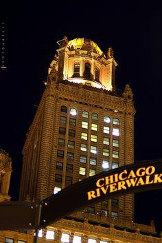 Chicago, IL Riverwalk