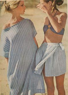 Vogue, April 1978.