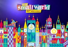 "15 awesome Instagram photos of ""It's A Small World"" to celebrate it's 50th anniversary."