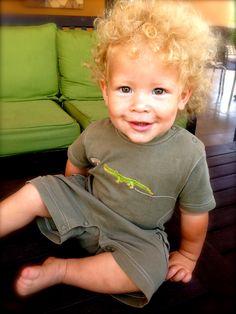 Mixed Babies are the CUTEST. #famouschildren