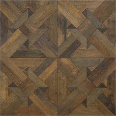 "antique french oak, ""chaumont"" pattern"
