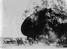 Accidental explosion of artillery observation balloon at Fort Sill, OK, April 2, 1918  Bayou Renaissance Man: A very interesting report from World War I
