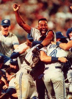 A Look Back: 1992 world champion Toronto Blue Jays - Image Gallery - Sports - CBC.ca