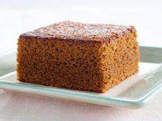 ATK gingerbread cake