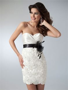 Could be a really cute rehearsal dinner dress!