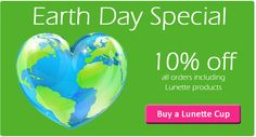 """#EarthDay - Announcing a jump start on our Earth Day Special for all our Pinterest Peeps! """"Click the Pic"""" to take advantage of this great discount!"""