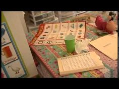 Homeschooling with Workboxes and Notebooking