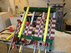 Glue up jig - by JReed3 @ LumberJocks.com ~ woodworking community