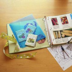 Keep a Garden Journal by sunset.com: Improve your garden year after year by keeping track of what worked and what didn't! #Garden_Journal #sunset_com