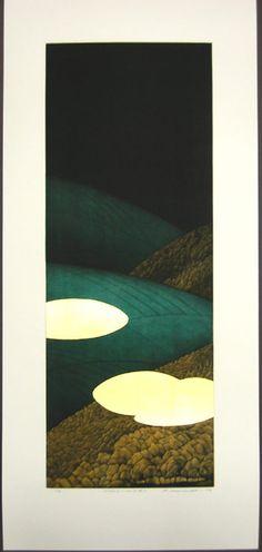 """by Katsunori Hamanishi """"Silence - Work No. 11"""" Japan"""