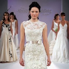 samples wedding gowns