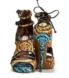 Tabitha Simmons& Bailey heels