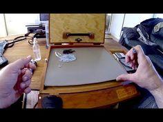 Stay Wet Palette Plexiglass Insert - Acrylic Painting Tips - YouTube
