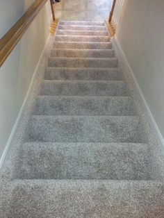 Home Water Fall Stairs : Waterfall flight of steps installed by Home Based Carpet & Flooring ...