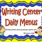languag art, writing centers, write center, daili write