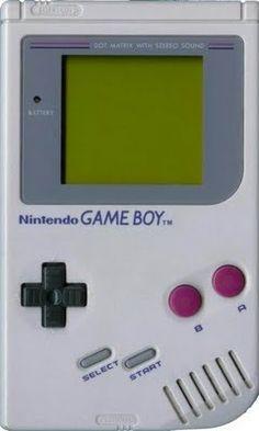 #Nintendo Game Boy #80s