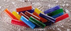 Homemade Bath Crayons...must try