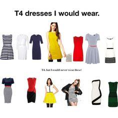 T4 Dresses I Would Wear