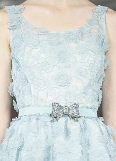Oscar De La Renta Spring 2013 - Click for More...