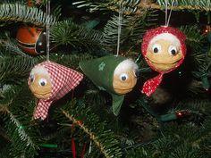 walnut grannies ornament... hahaha
